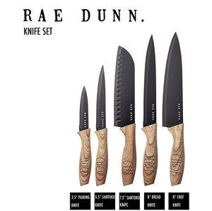 Rae Dunn 10-Piece Cutlery Set 🔪🔪🔪